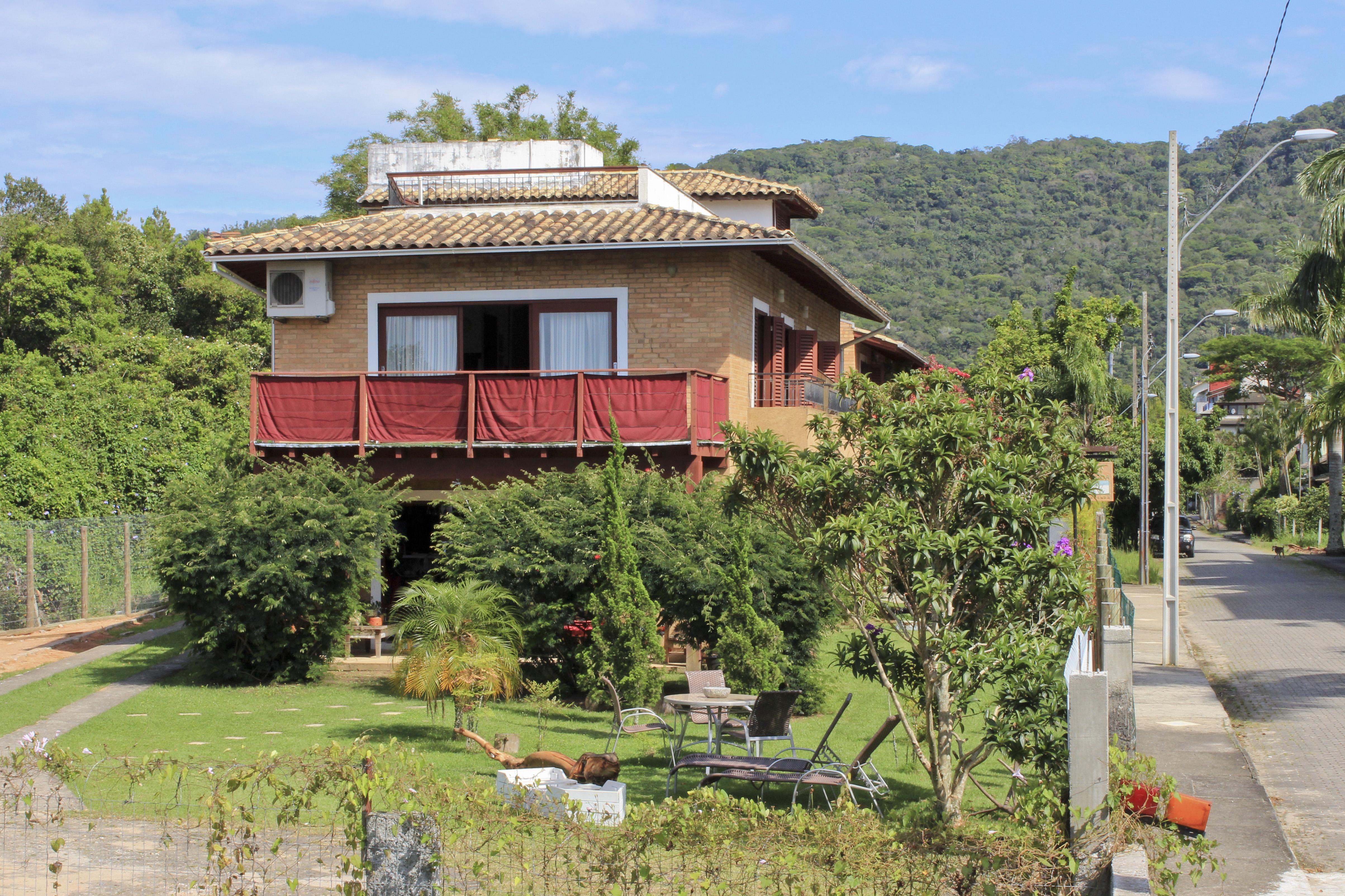 Casa da Lagoa - Pousada na Lagoa da Conceição - Florianópolis
